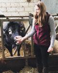 Sarah-Jane Hulme, Cheshire Farm Vets